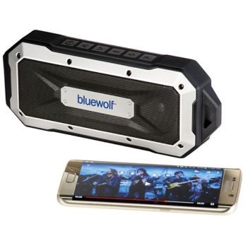 Boulder Waterproof Outdoor Bluetooth Speaker - Technology
