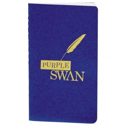 3 x 5 Recycled Mini Pocket Notebook
