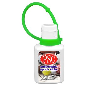 Full Color 1 oz. Sunscreen Lotion with Silicone Leash - Outdoor Sports Survival
