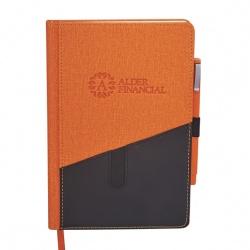 Siena Heathered Bound JournalBook Bundle Set