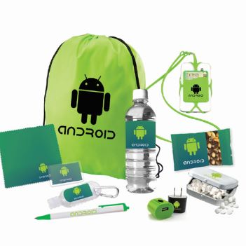 Road Warrior Tradeshow Kit - Bags