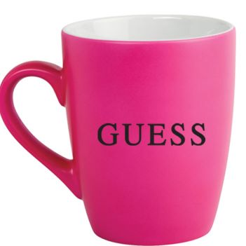 12oz Neon Bistro Mug - Mugs Drinkware