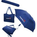 All-in-One Umbrella and Tote Set