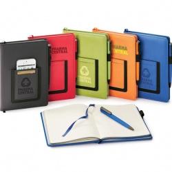 Charlie Hard Cover Journal Set