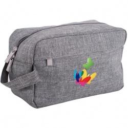 Heathered Toiletry Bag