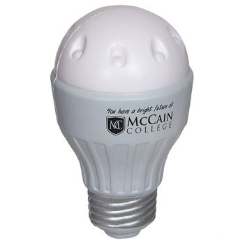 LED Light Bulb Stress Toy - Puzzles, Toys & Games