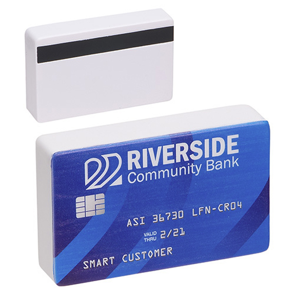 Credit Card Stress Toy - Puzzles, Toys & Games