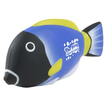 Blue Tang Fish Stress Toy - Puzzles, Toys & Games
