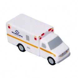 Ambulance Stress Toy