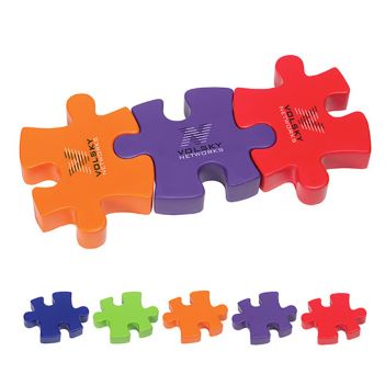 3-Piece Puzzle Stress Reliever - Puzzles, Toys & Games