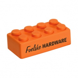Individual Building Block Stress Toy