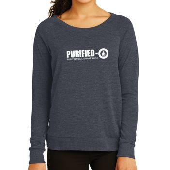 Alternative Ladies' Eco-Jersey Slouchy Pullover - Apparel