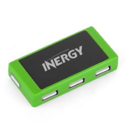 Light-Up 3 Port USB 2.0 Hub