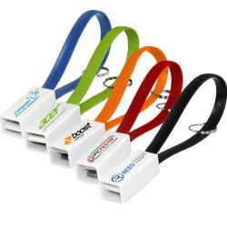 Full Color Portable USB Charging Cable