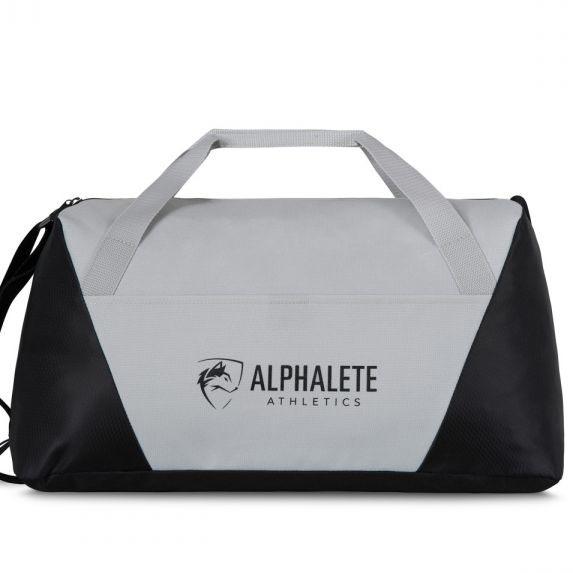 Geometric Sports Bag - Bags
