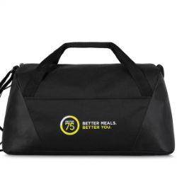 Geometric Sports Bag