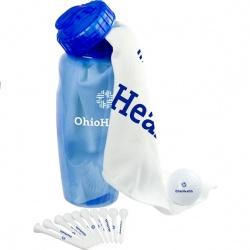 Gripper Bottle Outing Kit with Warbird 2.0 Golf Ball