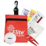 Golf & Suncare in a Bag Gift Set