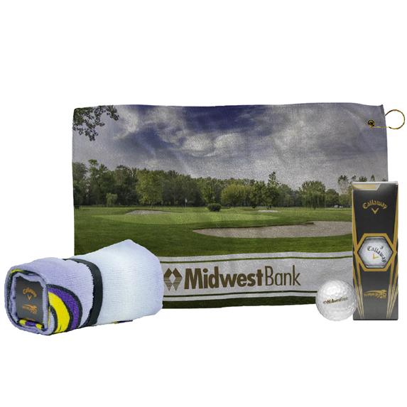 Mulligan Golf Kit - Outdoor Sports Survival