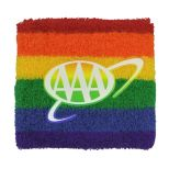Heavyweight Rainbow Wristbands