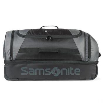 "Samsonite Andante 2.0 - 28"" Drop Bottom Wheeled Duffel - Travel Accessories & Luggage"