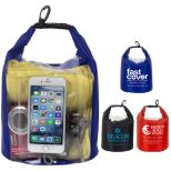 5L Water Resistant Dry Bag with Clear Pocket Window