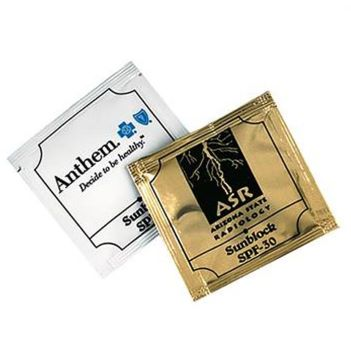 USA Made Sunscreen Packets - Outdoor Sports Survival