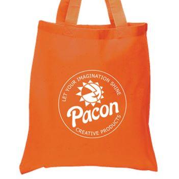 5.5 oz. Economy Cotton Canvas Tote - Bags