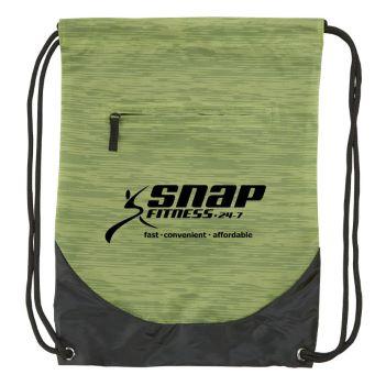 Trail Blazer Drawstring Backpack - Bags