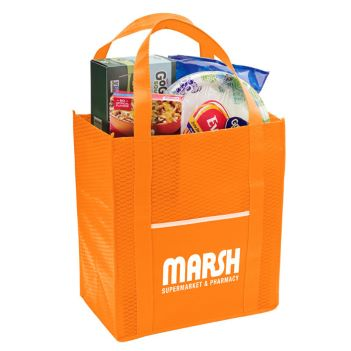 Riptide Non-Woven Grocery Tote - Bags
