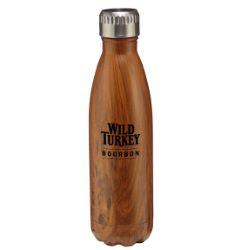 17 oz. Woodgrain Cascade Bottle