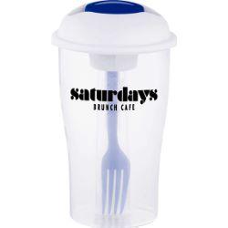 3 Piece Salad Shaker Set