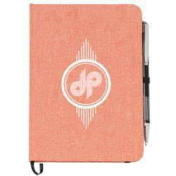5 x 7 Heathered Bound Notebook
