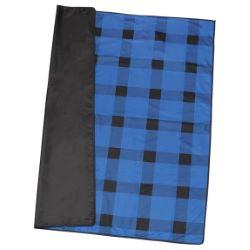 Buffalo Plaid Fleece Picnic Blanket