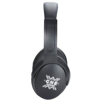 Light Up Logo Bluetooth Headphones - Technology