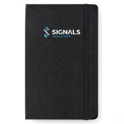 Moleskine Hard Cover Ruled Large Professional Notebook