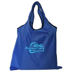 Recycled PET Fold-Away Carry All Tote