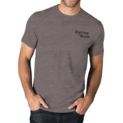 Adult S/S Crew Neck Triblend T-Shirt