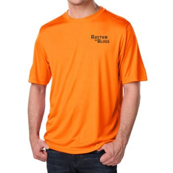 Adult Value Wicking Crew Neck Tee - Apparel