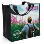 14 x 8 x 14 FullColor Sublimated Picasso Tote
