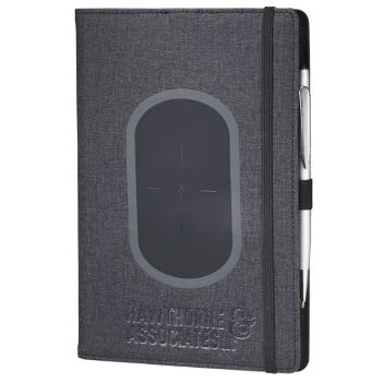 Walton Wireless Charging Refillable JournalBook - Technology