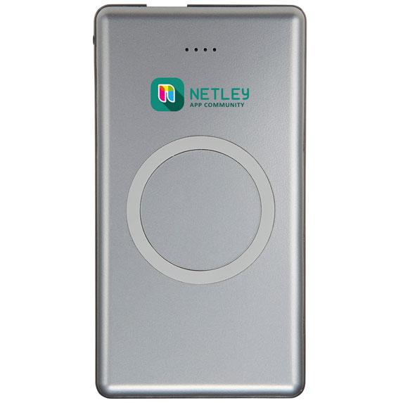 Polar UL Listed Qi 4000 mAh Wireless Power Bank - Technology