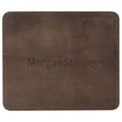 Hackler Leather Mouse Pad