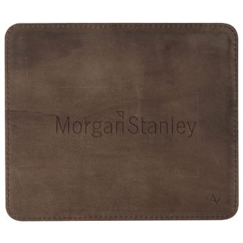 Hackler Leather Mouse Pad - Awards Motivation Gifts