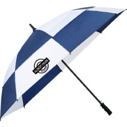 62 totes Auto Open Vented Golf Umbrella