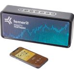 ifidelity Sound Design Pro Bluetooth Speaker