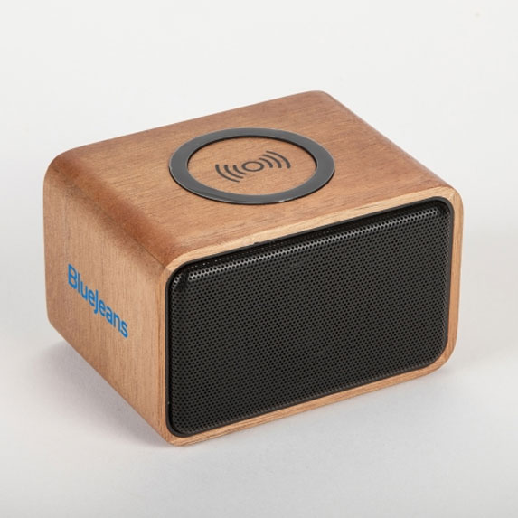 Bluetooth Speaker & Wireless Charger - Technology