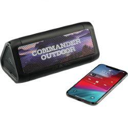 High Sierra Waterproof Speaker with Wireless Power Bank
