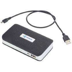 Palm Bluetooth Speaker with Wireless Powerbank