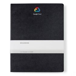 Moleskine Hard Cover Ruled XX-Large Notebook